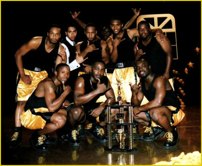 Alpha Phi Alpha® Fraternity, Inc. - Delta Xi Chapter Step Show Champions